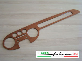 Dash board in wood Lancia Fulvia coupe serie 1
