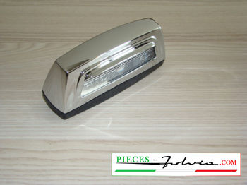 Full rear license plate light Lancia Fulvia HF