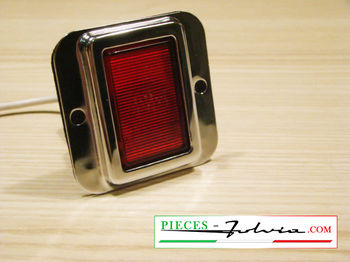 Red light opening doors Lancia Fulvia coupe all models