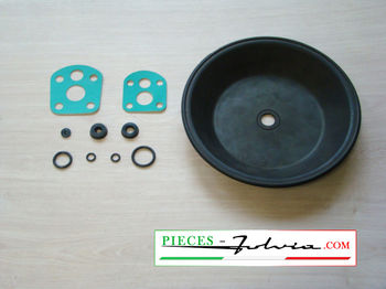 Repair kit servo brake (mastervac) Lancia Fulvia serie 1 all models
