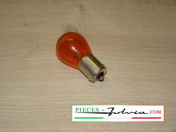 ORANGE bulb rear turn signal Lancia Fulvia all models