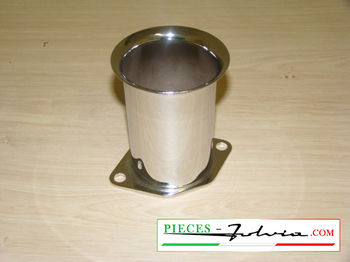 Carburetor horn 85mm for weber 40 DCOE