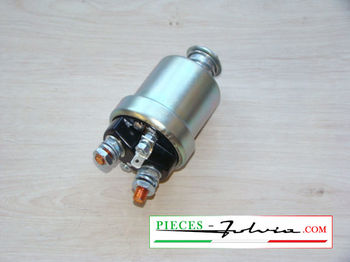 Electromagnetic switch starter motor DUCELLIER 6206A Lancia Fulvia