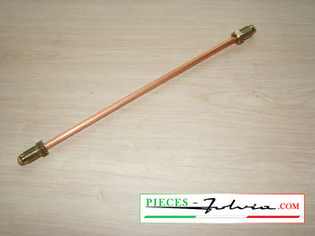 Rigid hose for REAR RIGHT caliper alimentation Lancia Fulvia serie 2-3