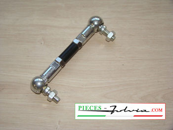 RACING connecting rod for rear brake proportioning valve Lancia Fulvia serie 2-3 all models