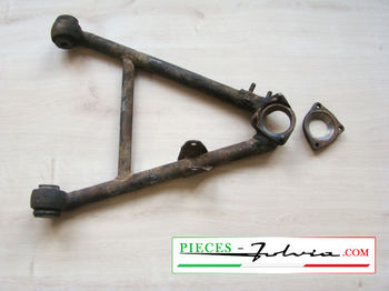 Lower RIGHT suspension arm Lancia Fulvia  series 1