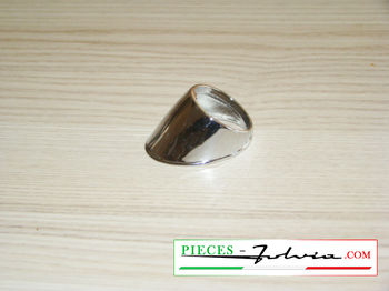 Chrome spacer for wiper base Lancia Fulvia coupe
