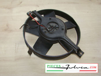 Electric fan for radiator cooling Lancia Fuvlia s2-3