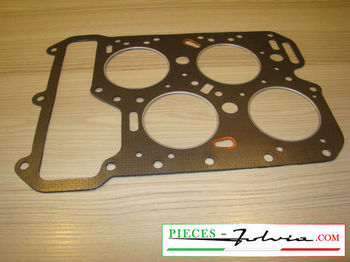 Head gasket with INOX rings Lancia Fulvia 1400