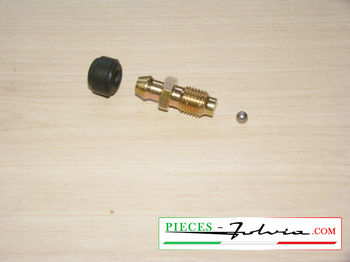 Brake bleed screw ORIGINAL for calipers Fulvia serie 1 all models