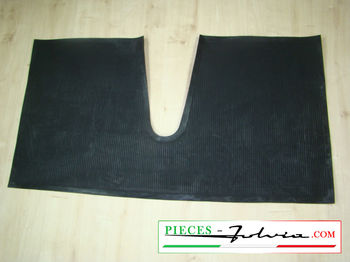 Front rubber carpet for Fulvia COUPE and ZAGATO serie 2-3