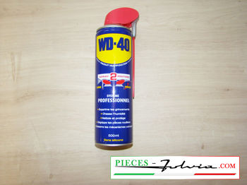 Lube spray WD40 500 ml with Smart Straw Sprays