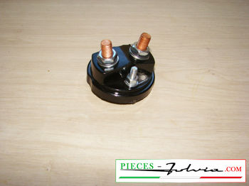 Electromagnetic switch contacts for starter motor DUCELLIER Fulvia