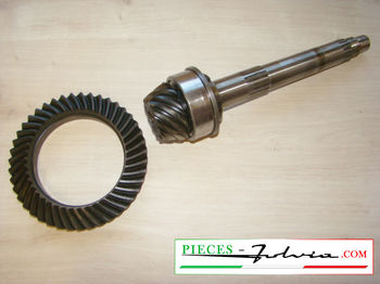 Conical torque 11x43 Lancia Fuvlia 5 speeds