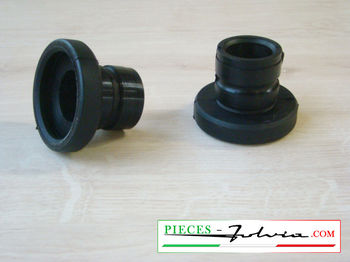 Pair of silent blocks LOWER arm Lancia Fulvia serie 1