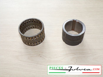 Bearing + ring, 1st gear 4-speed Fulvia gearbox