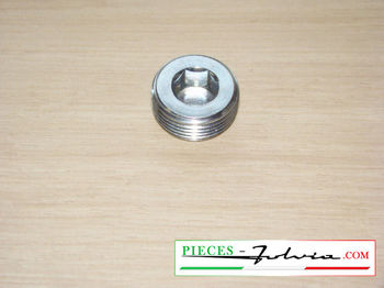 Crankshaft cap Lancia Fulvia 1600 all models
