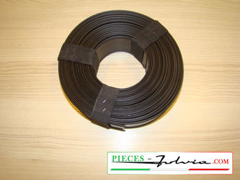 Roll of polyethylene profile between lift springs Lancia Fulvia all models
