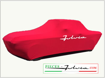 Car cover specially for Lancia Fulvia COUPE