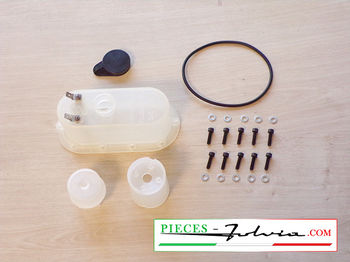Complete reservoir for brake pump Fulvia Serie 2 and 3