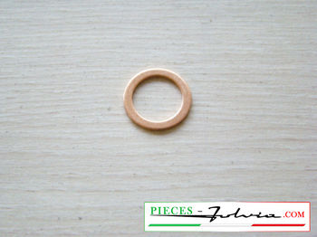 Copper seal for brake connections Lancia Fulvia all models
