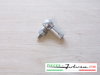 Ball joint for accelerator cable Fulvia serie 2-3
