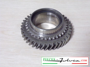 2nd speed gear on primary shaft  Lancia Fulvia 1300 series 2-3