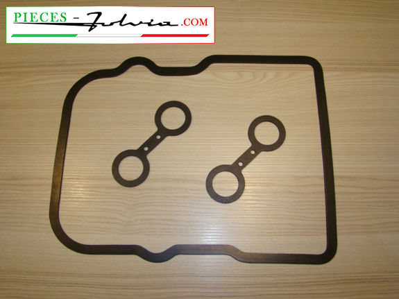 Valves cover / tumbler cover gaskets in rubber Lancia Fulvia all models
