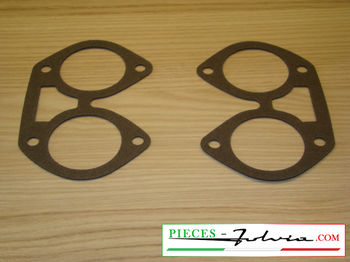 Air box base gaskets Lancia Fulvia 1300