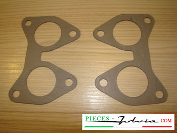 Carburetor solex 35 Base gaskets Lancia Fulvia 1300