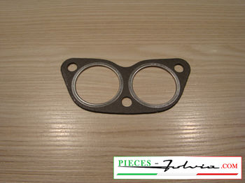 Exhaust manifold outlet gasket Lancia Fulvia all models