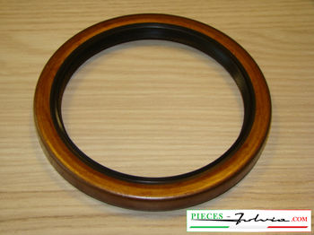 Crankshaft gasket (gearbox side) Lancia Fulvia all models