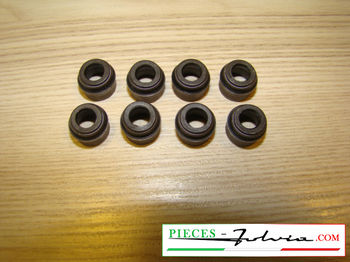 Valve tail seals Lancia Fulvia all models