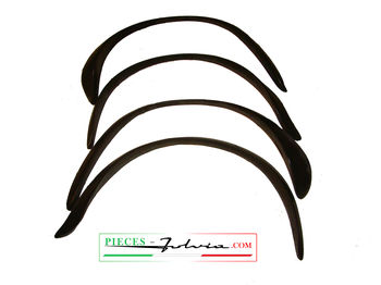 Wider wings Kit (HF Type) for Lancia Fulvia all models