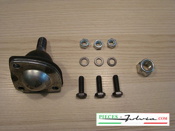 Upper Suspension Ball Lancia Fulvia serie 2 and 3