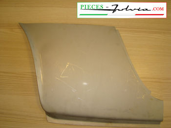 Lower right rear wing for Lancia Fulvia coupé all models