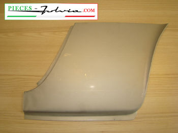 Lower left rear wing for Lancia Fulvia coupé all models