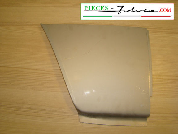 Lower left front wing for Lancia Fulvia coupé all models