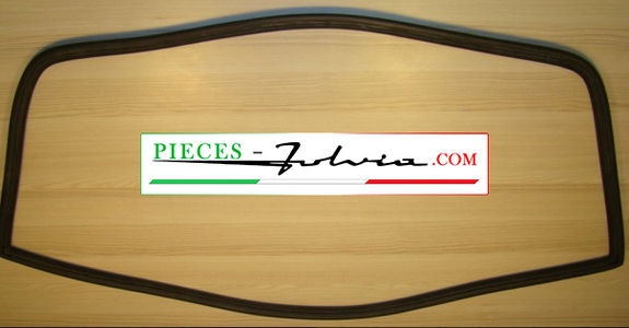 Front windscreen seal for Lancia Fulvia coupe serie 1