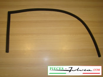 UPPER open door rubber seal (LEFT side) Lancia Fulvia COUPE all models