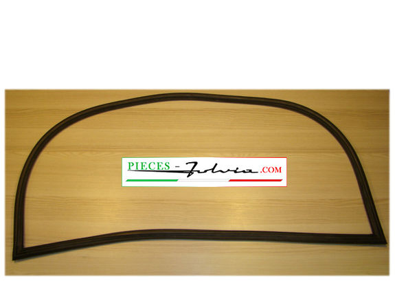 Rear windscreen seal for Lancia Fulvia coupe serie 1