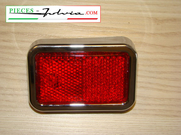 Rear retro-reflector Lancia Fulvia coupe all models