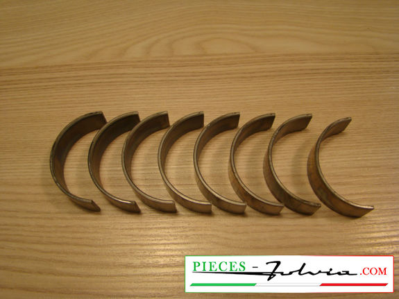 Set connecting rod bearings STD (original dimension) Lancia Fulvia 1300 all models