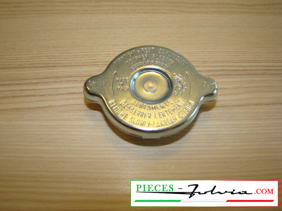 Cooling radiator cap Lancia Fulvia serie 1 all models