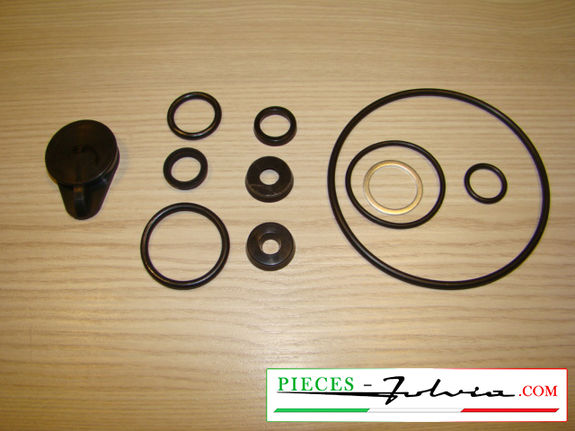 Repair kit brake pump (master cylinder) Ø21 Lancia Fulvia serie 2 and 3 all models