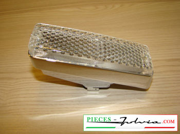 FRONT turn signal light full CARELLO Lancia Fulvia coupe serie 2 and 3