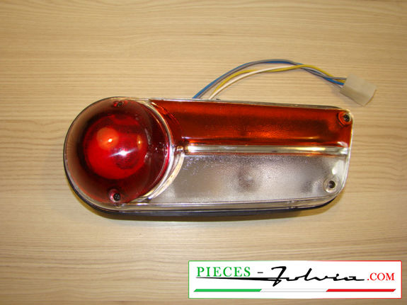 Full rear RIGHT light Lancia Fulvia COUPE all models