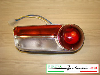 Full rear LEFT light Lancia Fulvia COUPE all models