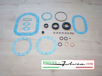 Complete gasket kit gearbox Lancia Fulvia all models