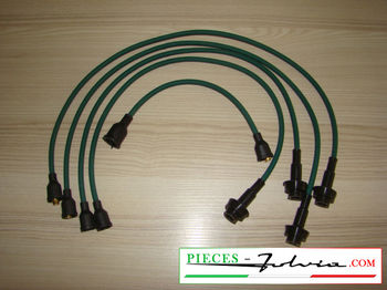 Ignition cables like original Lancia Fulvia all models